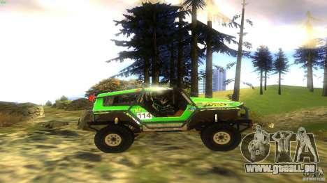 Raptor für GTA San Andreas rechten Ansicht