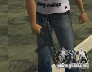 Max Payne 2 Weapons Pack v1 für GTA Vice City siebten Screenshot