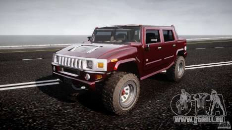 Hummer H2 4x4 OffRoad v.2.0 für GTA 4
