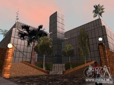 Das neue Krankenhaus in Los Santos für GTA San Andreas