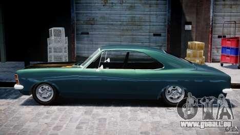 Chevrolet Opala 1979 v1.0 [BETA] für GTA 4 linke Ansicht