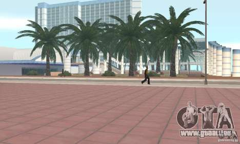 Project Oblivion Palm für GTA San Andreas