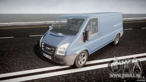Ford Transit 2009 pour GTA 4