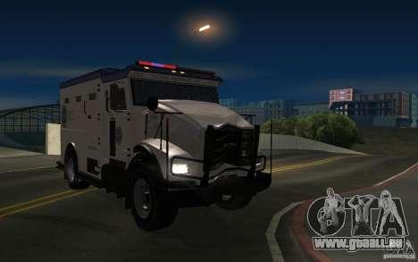 Securicar de GTA IV pour GTA San Andreas vue de droite