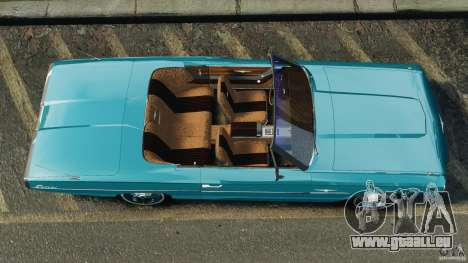 Ford Thunderbird Light Custom 1964-1965 v1.0 pour GTA 4 est un droit
