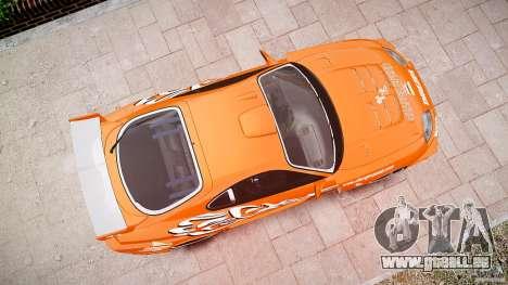 Toyota Supra MK4 Tunable v1.0 für GTA 4 Unteransicht