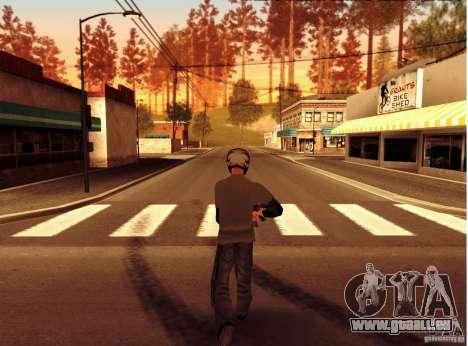 ENBSeries FS by FLaGeR v 1.0 pour GTA San Andreas troisième écran