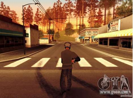 ENBSeries FS by FLaGeR v 1.0 für GTA San Andreas dritten Screenshot