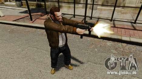 Dual spec pour GTA 4 cinquième écran