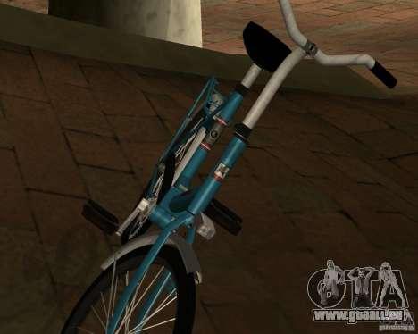 Romet Wigry 3 für GTA San Andreas linke Ansicht