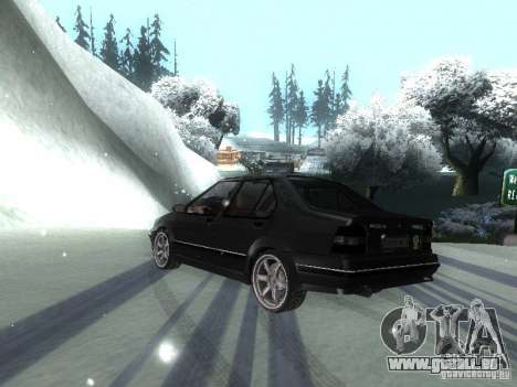 Renault 19 Chamade für GTA San Andreas rechten Ansicht