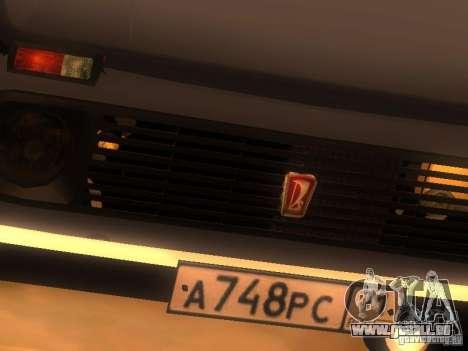 Vaz 2131 NIVA pour GTA San Andreas vue de côté