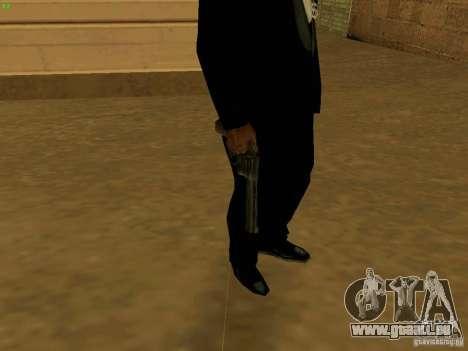 44.Magnum für GTA San Andreas dritten Screenshot