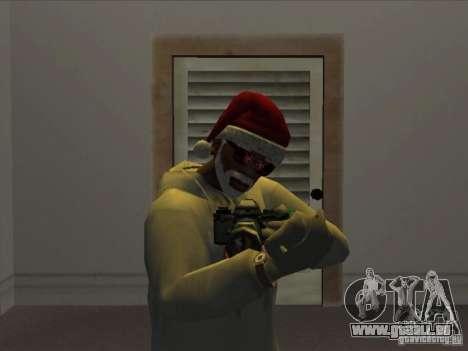 Neue Brille für CJ für GTA San Andreas zweiten Screenshot
