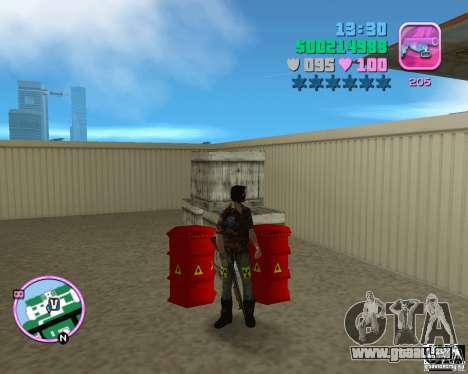 Stalker für GTA Vice City siebten Screenshot