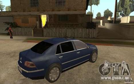 Volkswagen Phaeton 2005 pour GTA San Andreas vue de droite
