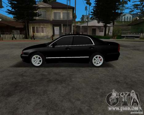 Mitsubishi Diamante für GTA San Andreas linke Ansicht