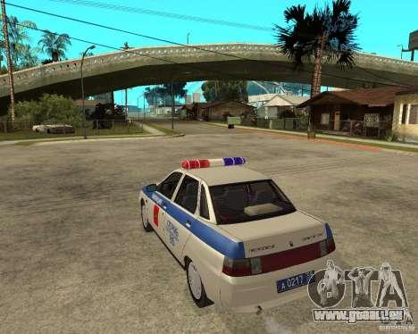 LADA 21103 DPS für GTA San Andreas linke Ansicht