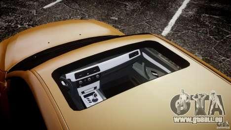 BMW M5 E60 2009 für GTA 4 Seitenansicht