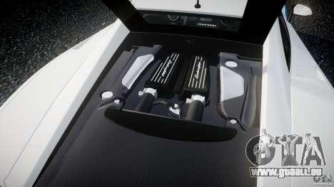 Lamborghini Gallardo LP570-4 Superleggera 2011 für GTA 4 Rückansicht
