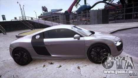 Audi R8 V10 pour GTA 4 est un droit