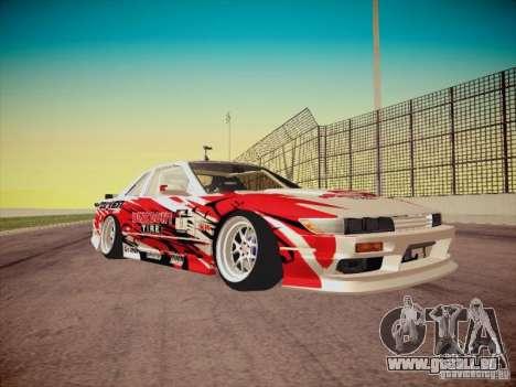 Nissan Silvia S13 Daijiro Yoshihara für GTA San Andreas