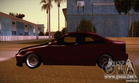 Honda Civic Tuning 2012 für GTA San Andreas linke Ansicht