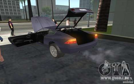 F620 von GTA TBoGT für GTA San Andreas rechten Ansicht