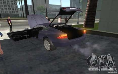 F620 de GTA TBoGT pour GTA San Andreas vue de droite