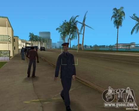Russischer Polizist für GTA Vice City Screenshot her
