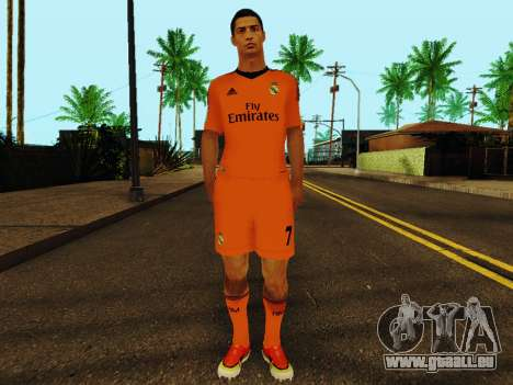 Cristiano Ronaldo v3 pour GTA San Andreas