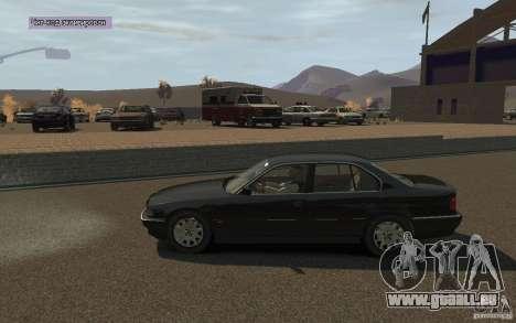 BMW 750i (e38) v2.0 für GTA 4 linke Ansicht