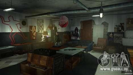 Retextured Broker Gunshop pour GTA 4 secondes d'écran