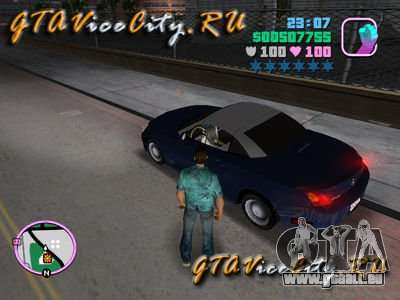 Lexus für GTA Vice City