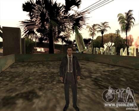 Rainures blanches pour GTA San Andreas septième écran