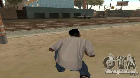 Cap 228 pour GTA San Andreas deuxième écran