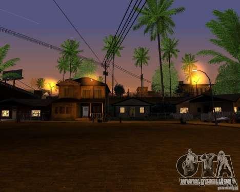 Real World ENBSeries v4.0 pour GTA San Andreas quatrième écran
