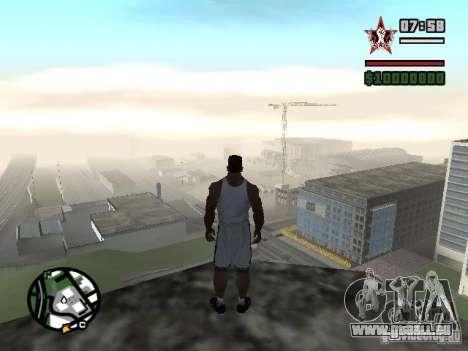 SAUVER n'importe où pour GTA San Andreas