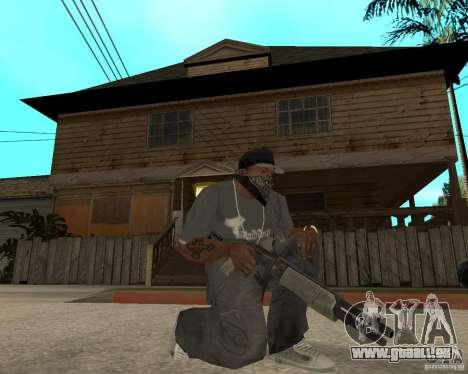 SPAS-12 für GTA San Andreas zweiten Screenshot