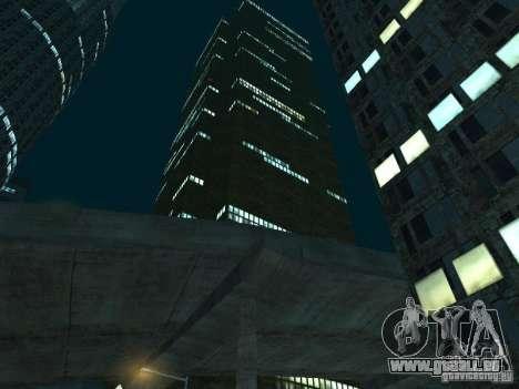 Nouveaux gratte-ciels de textures LS pour GTA San Andreas onzième écran