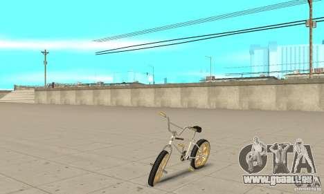 Spin Wheel BMX v2 pour GTA San Andreas