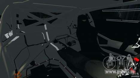 Aston Martin V12 Zagato 2011 v1.0 für GTA 4 Innenansicht