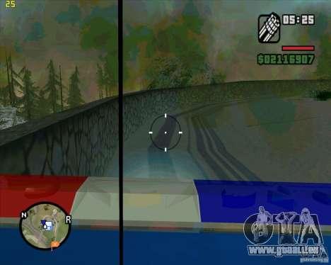 U.S.M.C. Desant pour GTA San Andreas cinquième écran