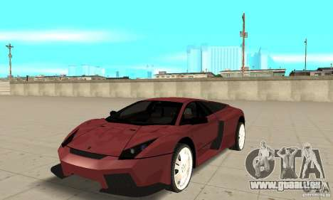 Lamborghini Murcielago Tuned pour GTA San Andreas