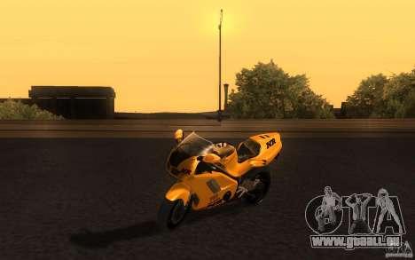 Honda NR 750 Special Edition für GTA San Andreas