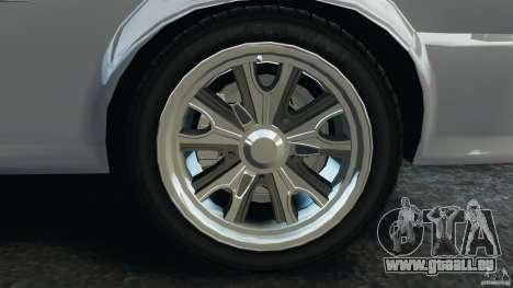 Shelby GT 500 Eleanor für GTA 4 obere Ansicht