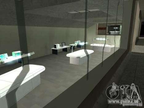 Espace ouvert 69 pour GTA San Andreas sixième écran