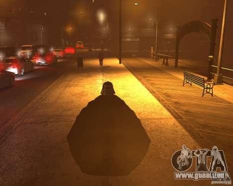 Dart Vader für GTA 4 weiter Screenshot