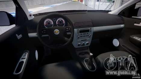 Chevrolet Cobalt SS pour GTA 4 est un droit