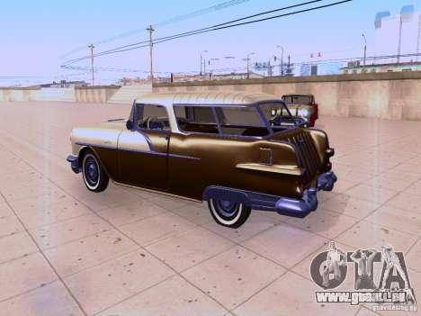 Pontiac Safari 1956 für GTA San Andreas rechten Ansicht